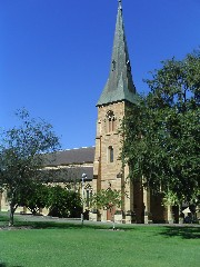 All Saint's Church Parramatta North