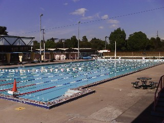 Auburn Swimming Centre - Olympic pool