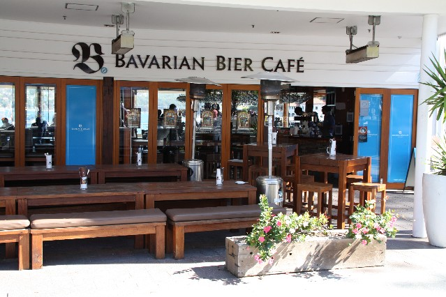 Bavarian Beer Cafe Manly Wharf