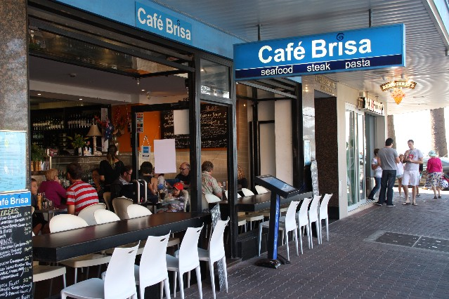 Cafe Brisa Seafood Restaurant Manly