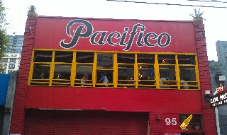 Cafe Pacifico Mexican Restaurant East Sydney
