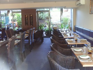 Chedi Thai Restaurant Newtown