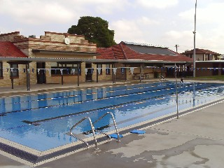 Granville 25m swimming pool