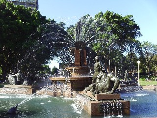 Hyde Park Sydney City Centre