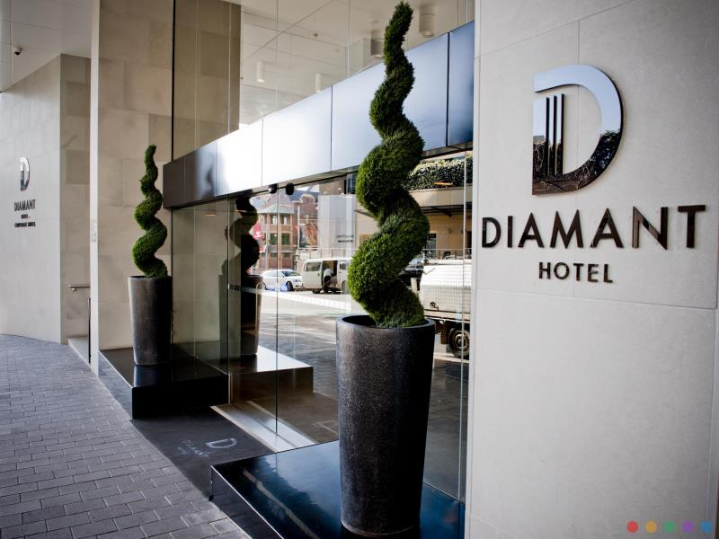 Diamant Boutique Hotel Kings Cross Sydney