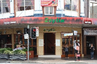 Zeytin Turkish Cafe and Restaurant Parramatta
