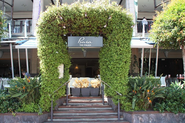 Baia The Italian Restaurant Sydney
