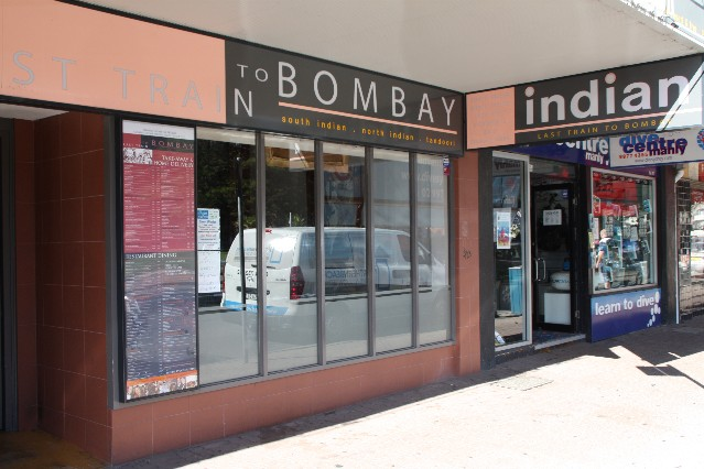 Last Train To Bombay Indian Restaurant Manly Sydney