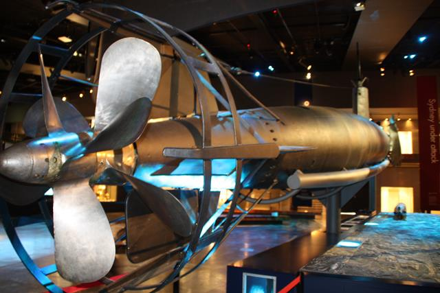 Japanese Midget Submarine M27 from WWII