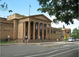 NSW Art Gallery Sydney City Guide