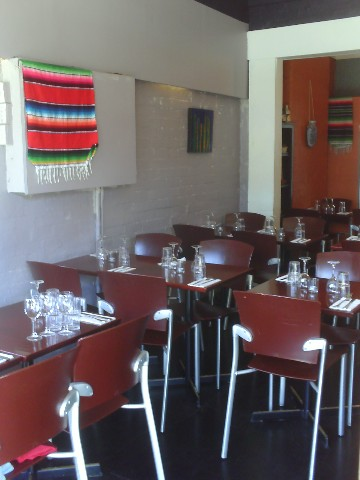 Izote Mexican Restaurant Newtown