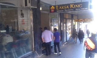Laksa King Sydney number 5 best Laksa in Sydney
