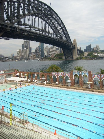 North Sydney Public Swimming Pool