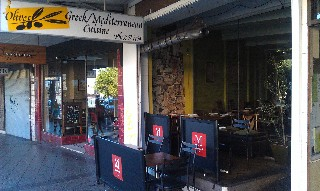 3 Olives Greek Mediterranean Cuisine Restaurant Newtown