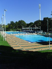Parramatta memorial swimming centre Granville swimming pool opening hours