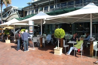 Pasello's Gourmet Pizza Restaurant Darling Harbour
