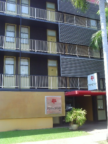Poinciana Inn Darwin