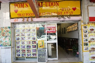Pom's Thai Restaurant Burwood