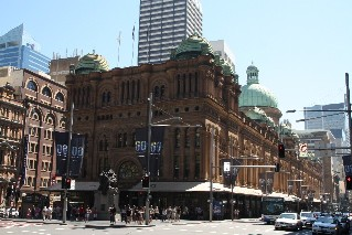 Queen Victoria Building Sydney city