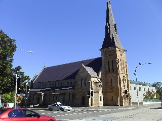 St Patrick's Cathedral Parramatta
